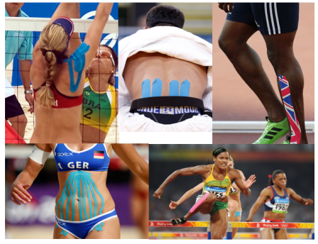 Olympic-Athletes-Kinesio-Tape